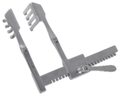 Laminectomy Retractor Self Locking- Harris Type